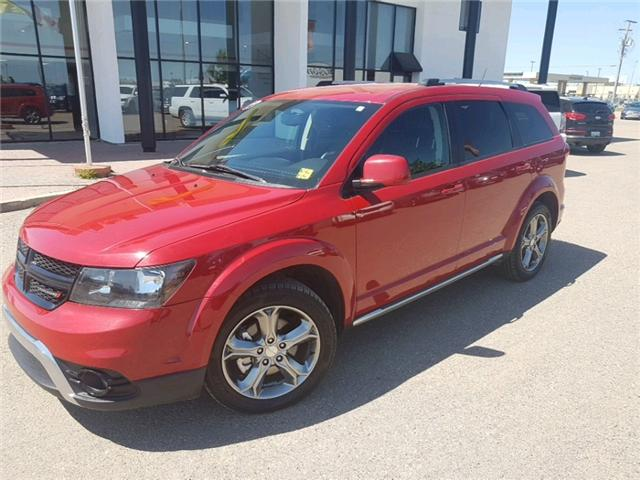 2017 Dodge Journey Crossroad (Stk: A2287) in Saskatoon - Image 1 of 16
