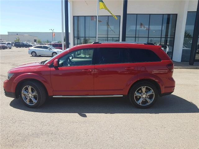 2017 Dodge Journey Crossroad (Stk: A2287) in Saskatoon - Image 2 of 16