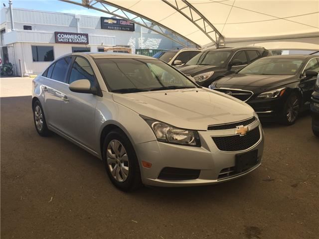 2014 Chevrolet Cruze 1LT (Stk: 127035) in AIRDRIE - Image 1 of 19