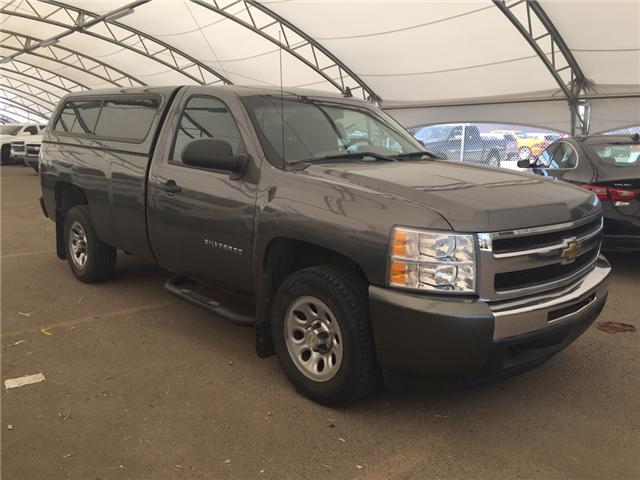 2011 Chevrolet Silverado 1500 WT (Stk: 166322) in AIRDRIE - Image 1 of 16