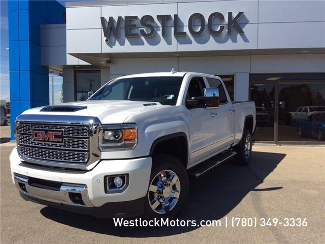 2019 GMC Sierra 3500HD Denali (Stk: 19T5) in Westlock - Image 1 of 28