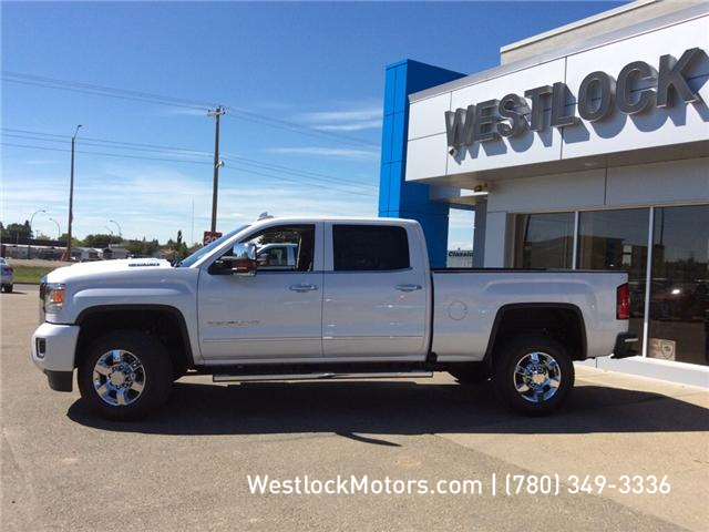 2019 GMC Sierra 3500HD Denali (Stk: 19T5) in Westlock - Image 2 of 28