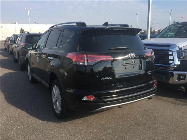 2018 Toyota RAV4 Limited (Stk: M180105) in Mississauga - Image 2 of 5