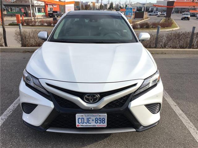 2018 Toyota Camry XSE V6 (Stk: M180118) in Mississauga - Image 2 of 5