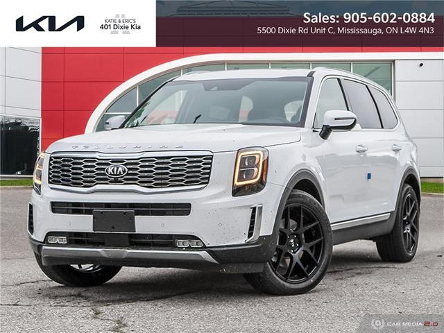 2021 Kia Telluride SX Limited (Stk: TR21032) in Mississauga - Image 1 of 9