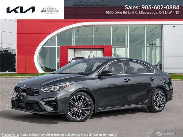2021 Kia Forte GT (Stk: FO21078) in Mississauga - Image 1 of 25