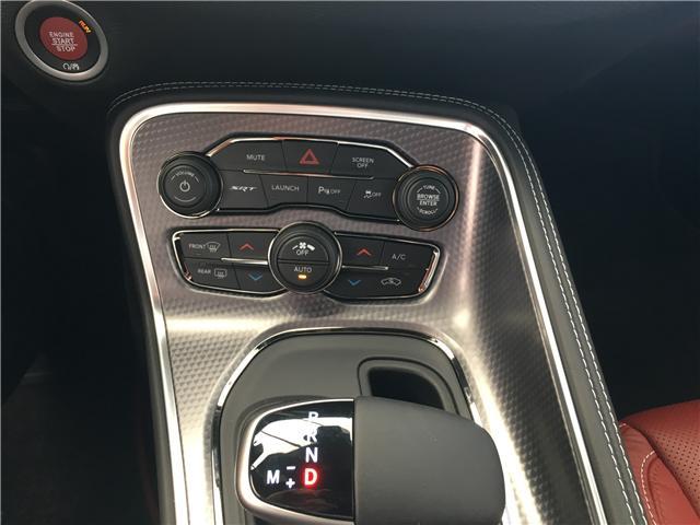 2018 Dodge Challenger SRT Hellcat (Stk: 180387) in Ottawa - Image 16 of 27