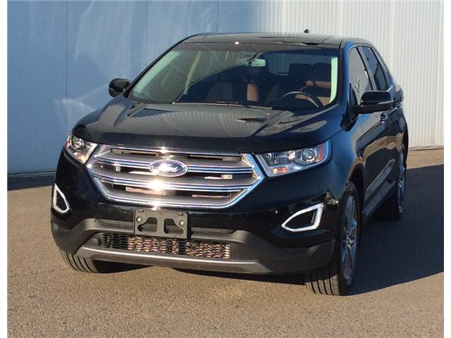 2016 Ford Edge Titanium (Stk: M18118A) in Sault Ste. Marie - Image 1 of 11