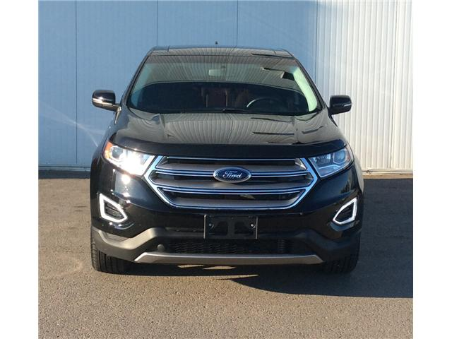 2016 Ford Edge Titanium (Stk: M18118A) in Sault Ste. Marie - Image 2 of 11