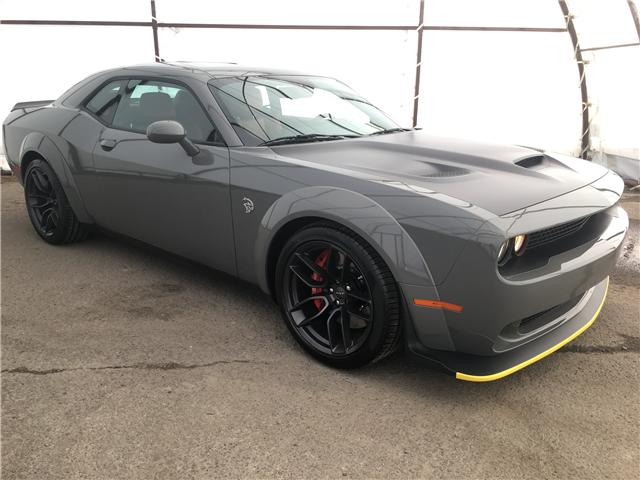 2018 Dodge Challenger SRT Hellcat (Stk: 18WideG) in Ottawa - Image 1 of 28