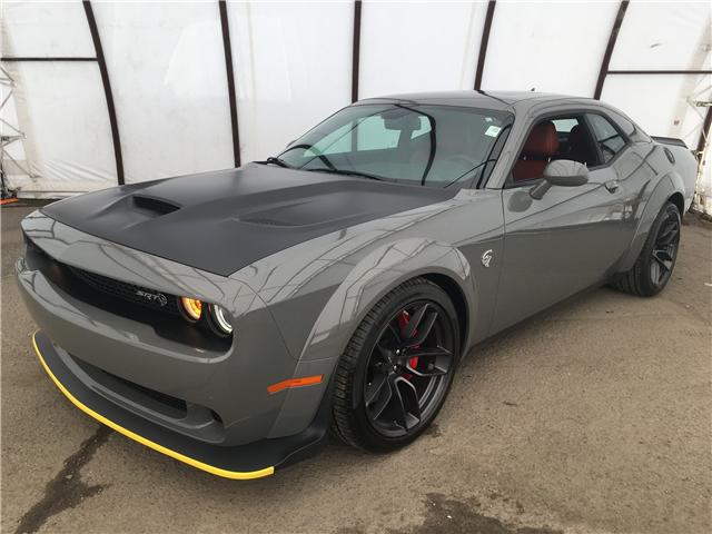 2018 Dodge Challenger SRT Hellcat (Stk: 18WideG) in Ottawa - Image 3 of 28