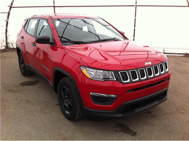 2018 Jeep Compass Sport (Stk: 180383) in Ottawa - Image 1 of 22
