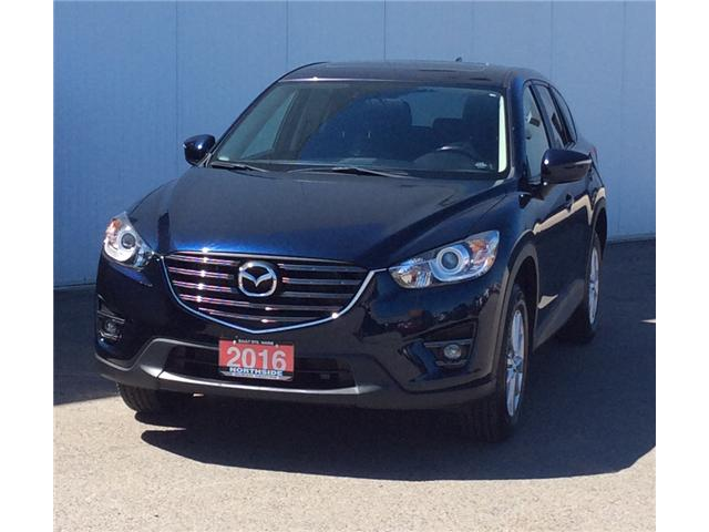 2016 Mazda CX-5 GS (Stk: M18053A) in Sault Ste. Marie - Image 1 of 11