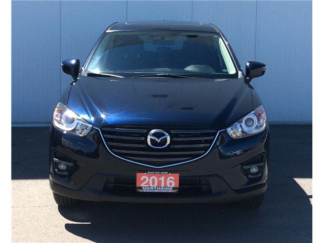 2016 Mazda CX-5 GS (Stk: M18053A) in Sault Ste. Marie - Image 2 of 11