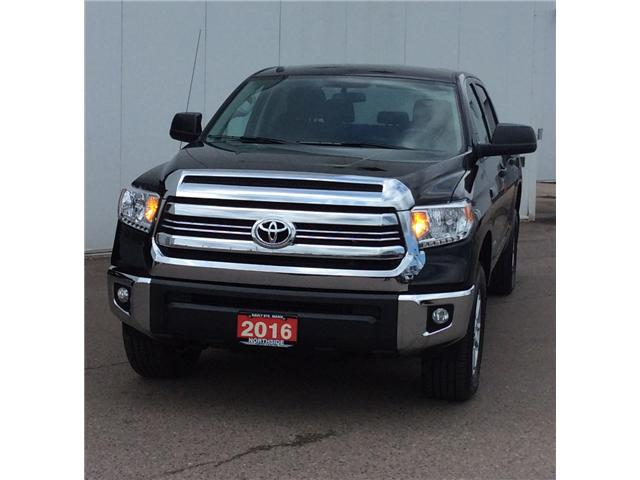 2016 Toyota Tundra SR5 5.7L V8 (Stk: T18272A) in Sault Ste. Marie - Image 1 of 10