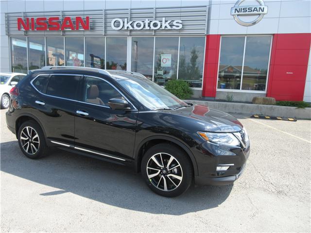 2018 Nissan Rogue SL (Stk: 120) in Okotoks - Image 1 of 25