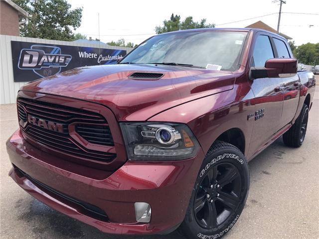 2018 RAM 1500 Sport (Stk: 13329) in Fort Macleod - Image 1 of 21