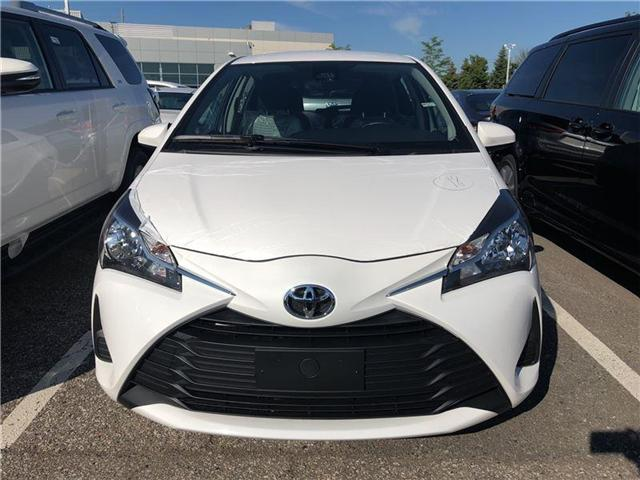2018 Toyota Yaris LE (Stk: M181185) in Mississauga - Image 2 of 5