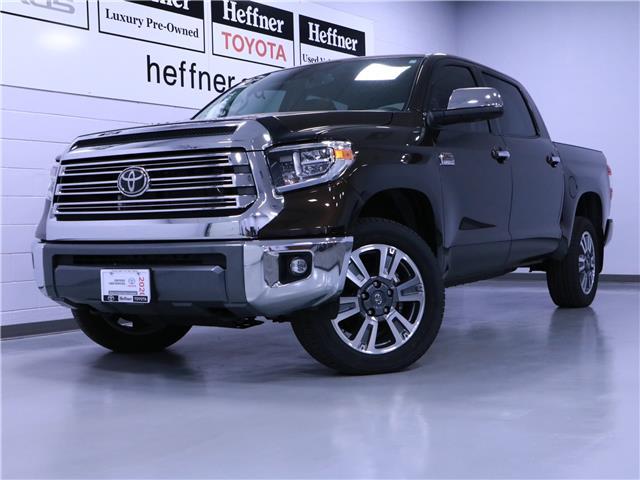 2020 Toyota Tundra Platinum (Stk: 215566) in Kitchener - Image 1 of 24