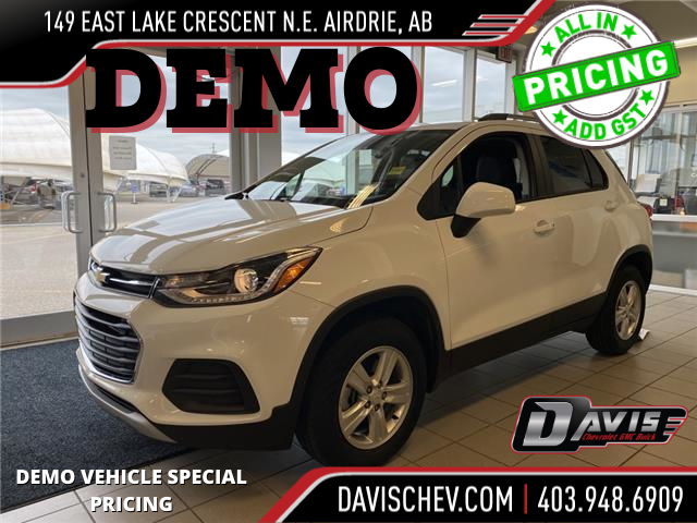 2021 Chevrolet Trax LT (Stk: 186437) in AIRDRIE - Image 1 of 18