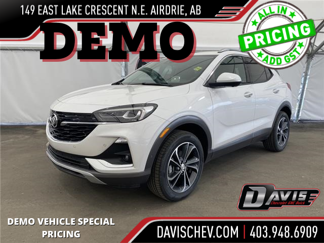 2021 Buick Encore GX Essence (Stk: 191676) in AIRDRIE - Image 1 of 18