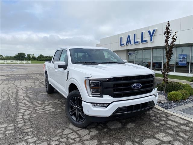 2021 Ford F-150 Lariat (Stk: FF27671) in Tilbury - Image 1 of 18