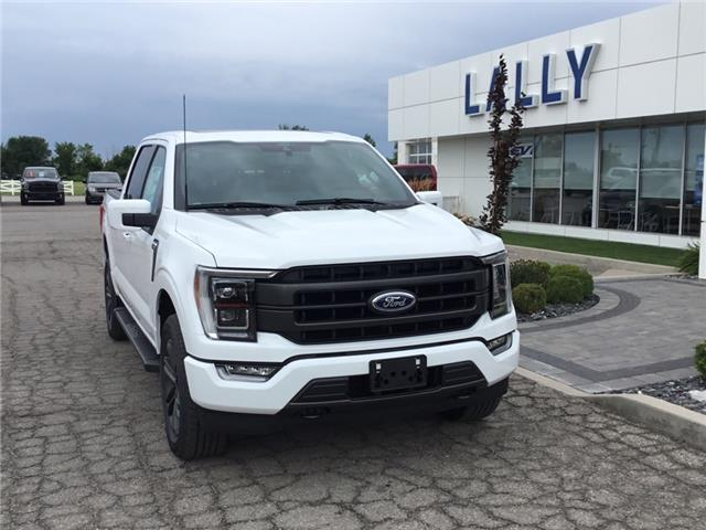 2021 Ford F-150 Lariat (Stk: FF27806) in Tilbury - Image 1 of 10