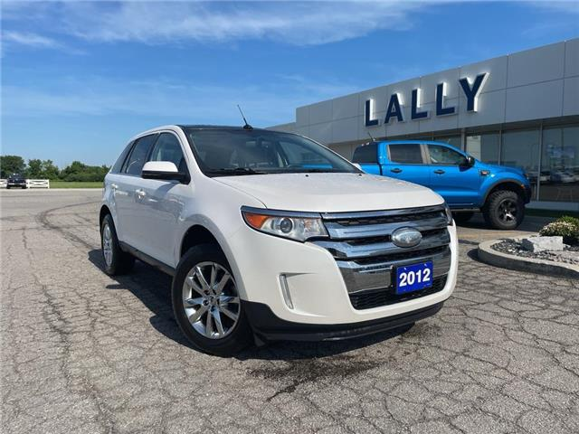 2012 Ford Edge Limited (Stk: 2472A) in Tilbury - Image 1 of 22