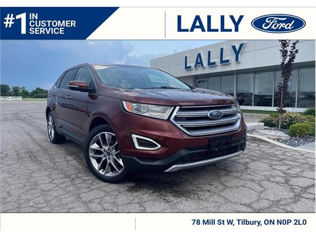 2015 Ford Edge Titanium (Stk: 27599A) in Tilbury - Image 1 of 25