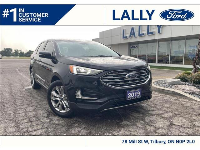 2019 Ford Edge Titanium (Stk: 27686A) in Tilbury - Image 1 of 23