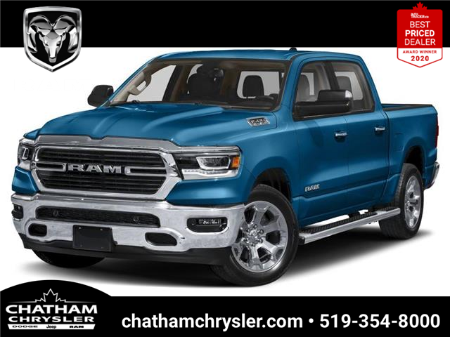 2022 RAM 1500 Big Horn (Stk: ) in Chatham - Image 1 of 9