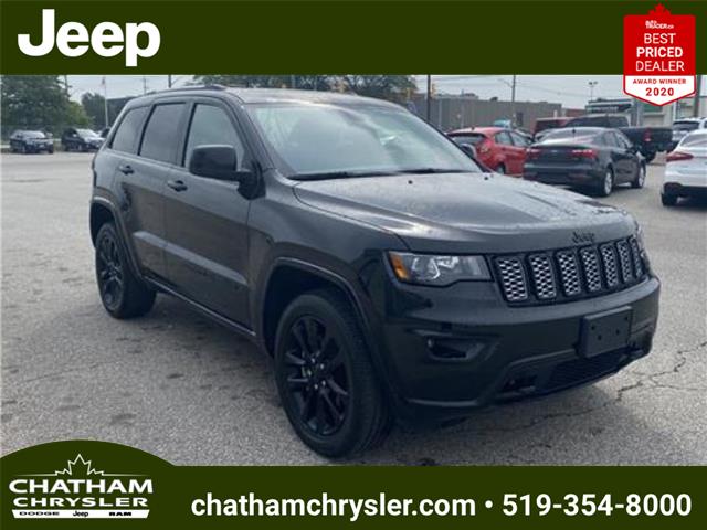 2021 Jeep Grand Cherokee Laredo (Stk: N04968) in Chatham - Image 1 of 19