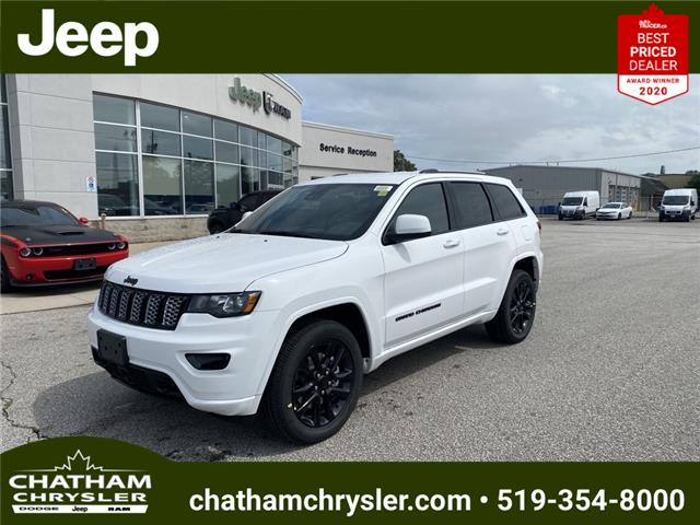 2021 Jeep Grand Cherokee Laredo (Stk: N05089) in Chatham - Image 1 of 20