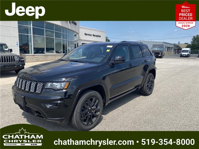 2021 Jeep Grand Cherokee Laredo (Stk: N05119) in Chatham - Image 1 of 18