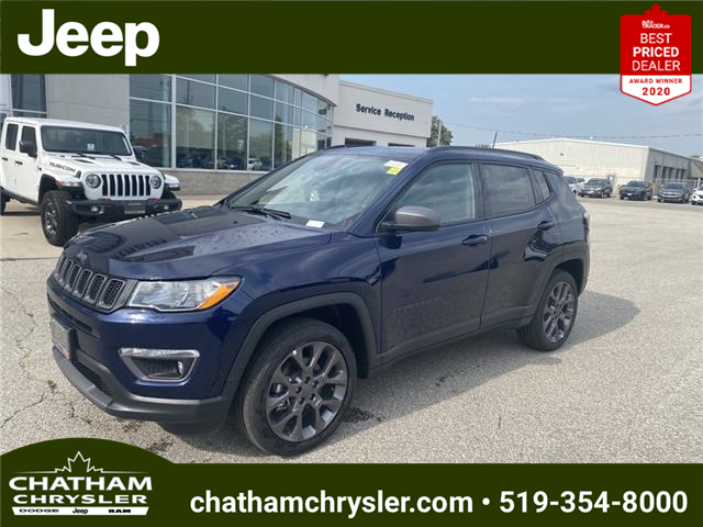 2021 Jeep Compass North (Stk: N05166) in Chatham - Image 1 of 22