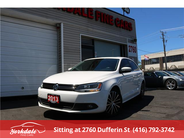 2013 Volkswagen Jetta 2.0 TDI Highline (Stk: SA2218) in North York - Image 1 of 27
