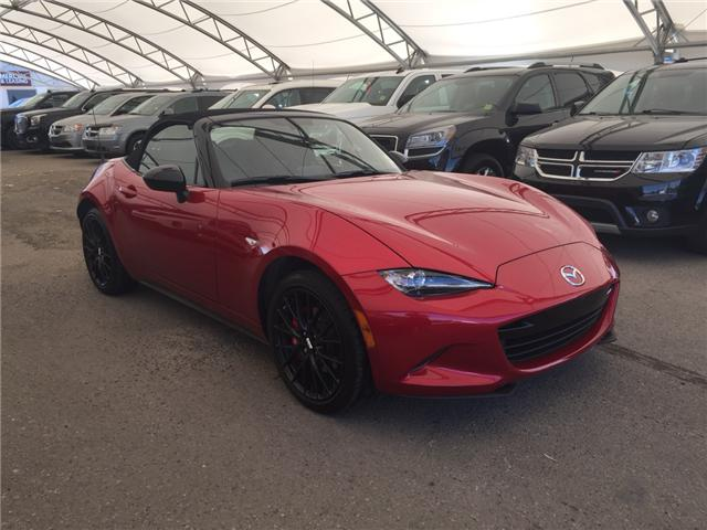 2016 Mazda MX-5 GS (Stk: 166510) in AIRDRIE - Image 1 of 19