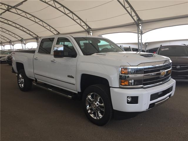 2019 Chevrolet Silverado 2500HD High Country (Stk: 166364) in AIRDRIE - Image 1 of 25