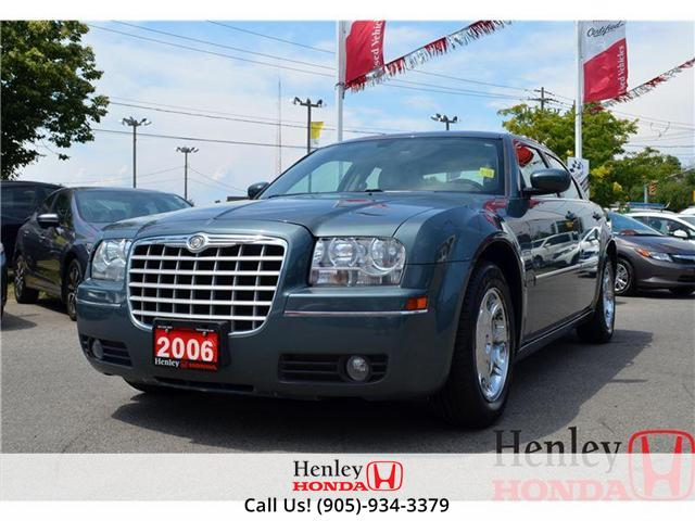 2006 Chrysler 300 Base SOLD AS-IS SAVE $$$ (Stk: B0724A) in St. Catharines - Image 1 of 14
