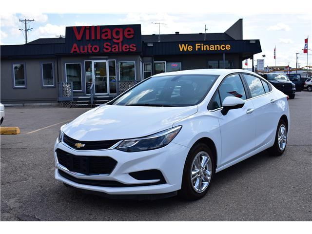 2017 Chevrolet Cruze LT Auto (Stk: PP127) in Saskatoon - Image 1 of 23