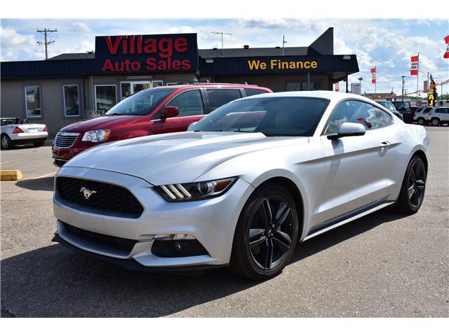 2015 Ford Mustang EcoBoost (Stk: PP146) in Saskatoon - Image 1 of 21
