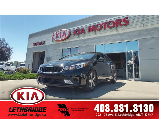 2018 Kia Forte LX+ (Stk: 9SP7845A) in Lethbridge - Image 1 of 18