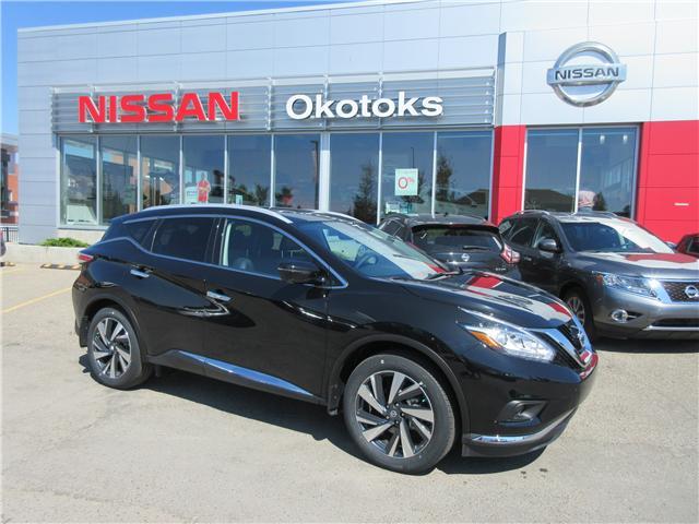 2018 Nissan Murano Platinum (Stk: 194) in Okotoks - Image 1 of 28