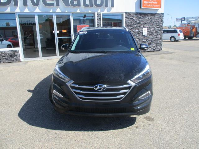 2017 Hyundai Tucson SE (Stk: B1713) in Prince Albert - Image 1 of 22