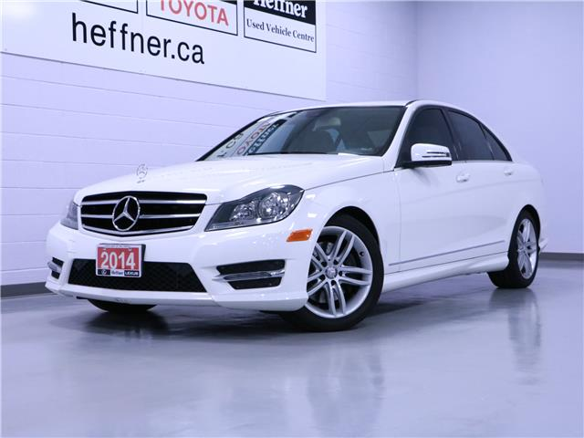 2014 Mercedes-Benz C-Class Base (Stk: 217205) in Kitchener - Image 1 of 21