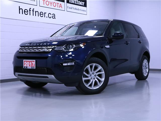 2017 Land Rover Discovery Sport HSE (Stk: 217197) in Kitchener - Image 1 of 23