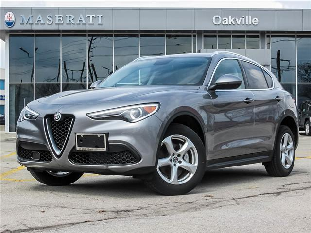 2018 Alfa Romeo Stelvio Base (Stk: 152ARSERVICE) in Oakville - Image 1 of 30