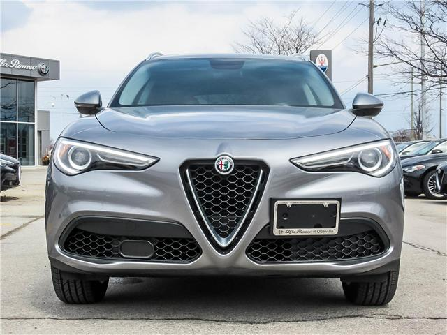 2018 Alfa Romeo Stelvio Base (Stk: 152ARSERVICE) in Oakville - Image 2 of 30