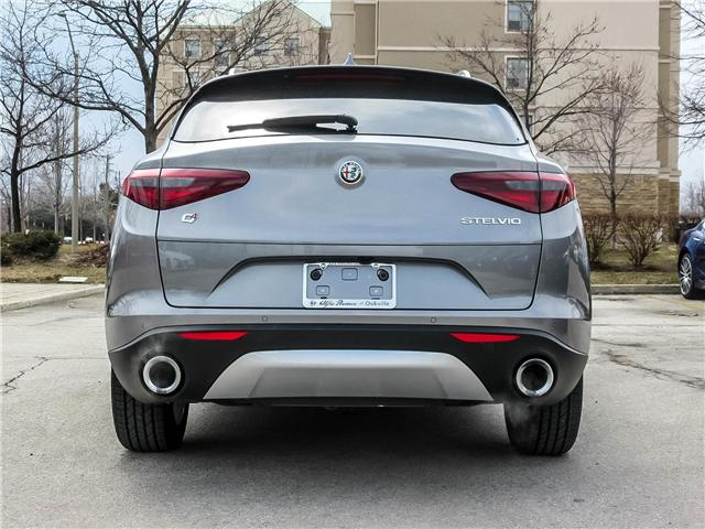 2018 Alfa Romeo Stelvio Base (Stk: 152ARSERVICE) in Oakville - Image 6 of 30