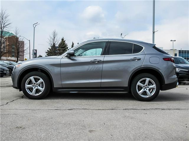 2018 Alfa Romeo Stelvio Base (Stk: 152ARSERVICE) in Oakville - Image 8 of 30